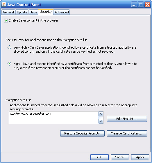java applet checkpoint An applet is a small program that is intended not to be run on its own, but rather to be embedded inside another application the applet class must be the superclass of any applet that is to be embedded in a web page or viewed by the java applet viewer the applet class provides a standard interface.